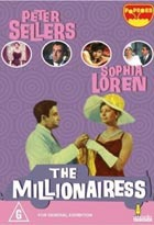 Poster - the millionairess